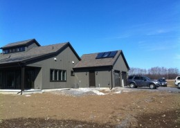 Residential Solar Domestic Hot Water System