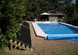 Eco-Friendly Pool Heating